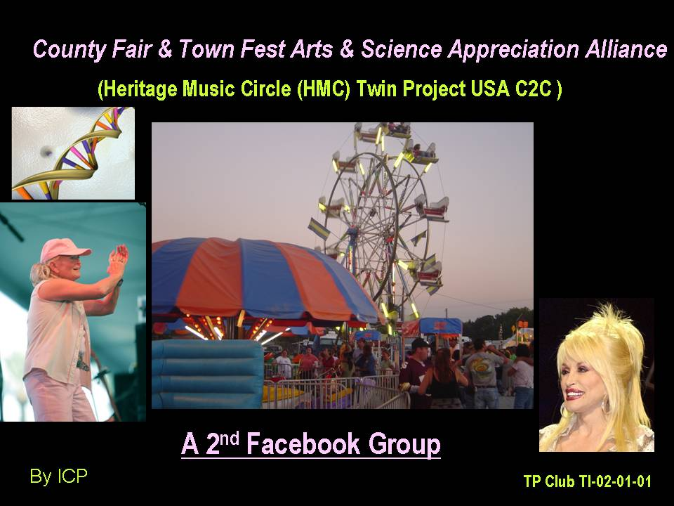 Group logo of County Fair & Town Fest Arts & Science Appreciation Alliance