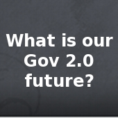 Group logo of Our Government 2.0 future