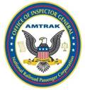 Group logo of Amtrak - Office of Inspector General