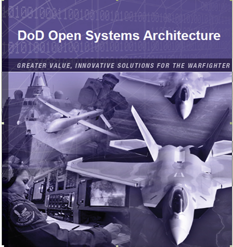 Group logo of DoD Open Systems Architecture