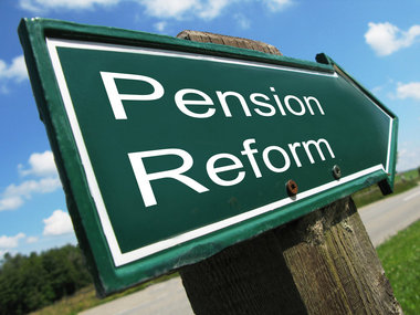Group logo of State & Local Pension Reform