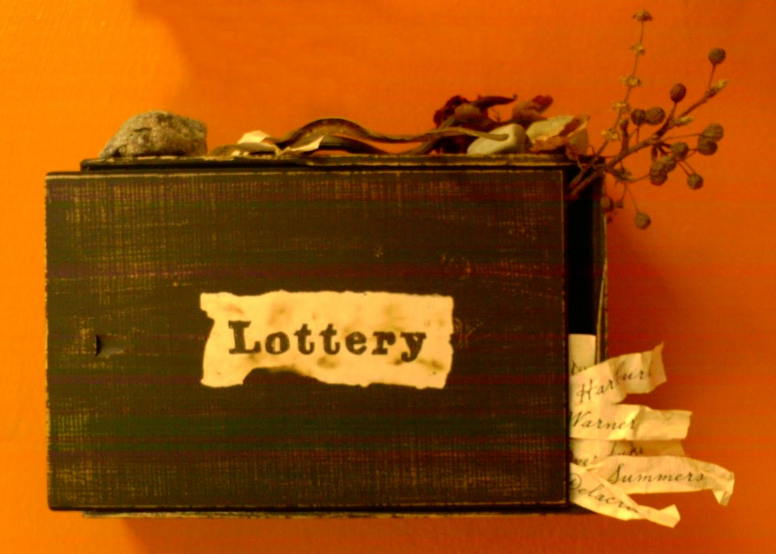 Group logo of Your Lottery Ticket